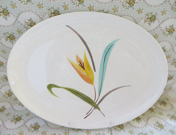 tulip plate